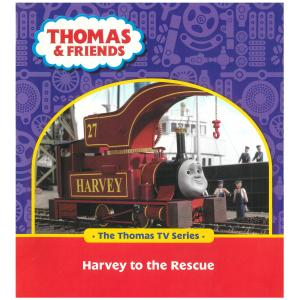 Thomas harvey rescue