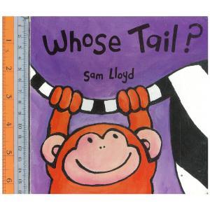 whose tail -Board Book