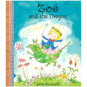 Zoe and dragon