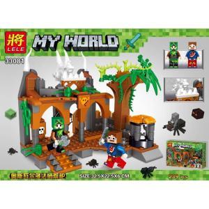เลโก้จีน LELE.33081 ชุด Minecraft