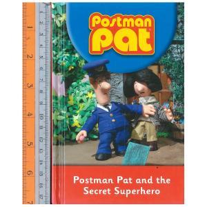 postman pat secret -ปกแข็ง
