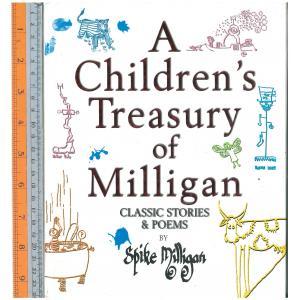 treasury milligan -นิทานปกแข็ง