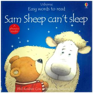 Sam sheep sleep