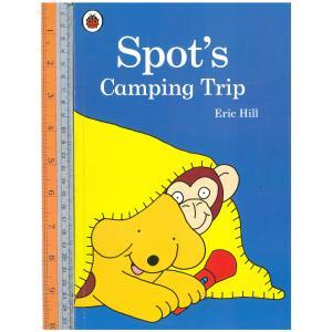 spot camping -นิทานปกอ่อน