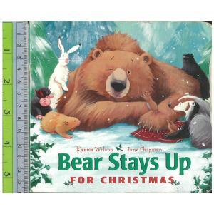 Bear starys up