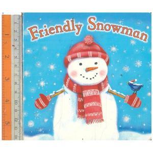 Friendly Snowman