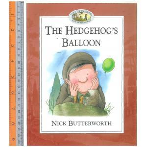 The hedgehog's balloon