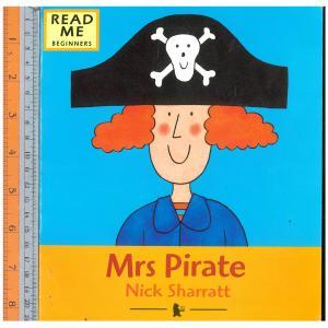 mrs.pirate -นิทานปกอ่อน