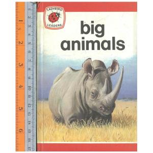 big animals -ปกแข็ง
