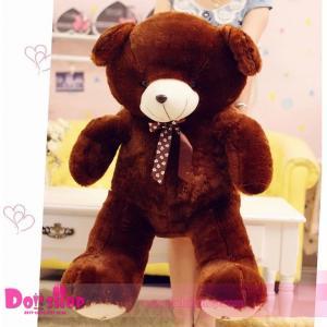 ตุ๊กตาหมีอ้วน Brown 1.4 เมตร