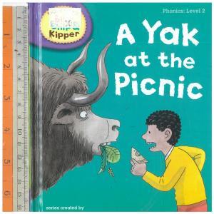 Yak at the Picnic