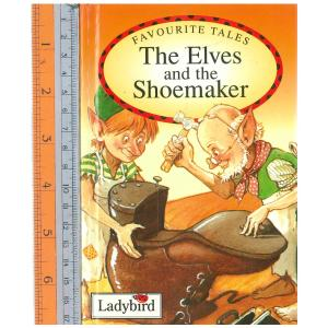 elves+shoemaker -ปกแข็ง