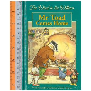 mr.toad comes home -ปกแข็ง