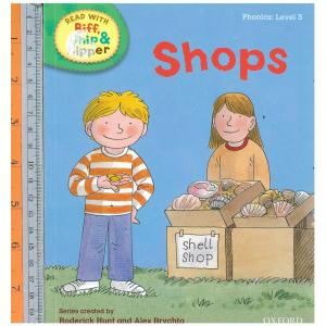Shops (phonic level 3)