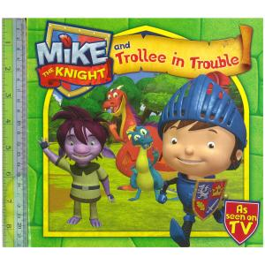 mike and trollee in trouble
