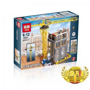 เลโก้จีน LEPIN.15031 ชุด Construction Site