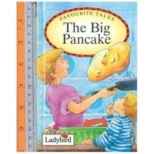 big pancake -ปกแข็ง