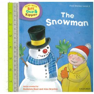 The snowman (first stories level 2 )