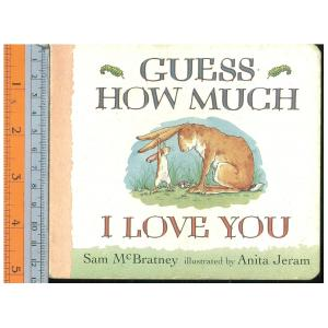 guess how much -Board Book