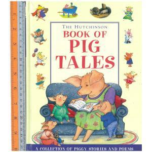pig tales -นิทานปกแข็ง