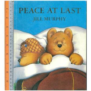peace at last -นิทานปกอ่อน