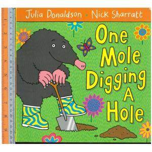 one mole digging -ปกอ่อน