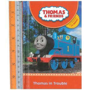 Thomas in trouble -ปกแข็ง