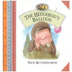 Hedgehog's ballon