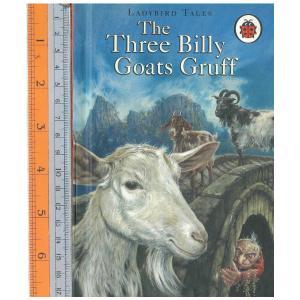 Three billy goats -ปกแข็ง
