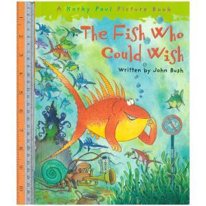 fish could wish -นิทานปกอ่อน