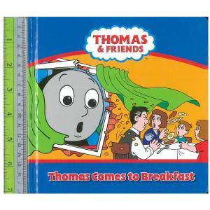 thomas comes breafast