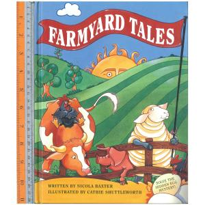 farmyard tales -นิทานปกแข็ง