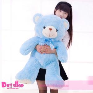 ตุ๊กตาหมีอ้วน Blue 1.2 เมตร