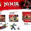 เลโก้จีน SY.976 ชุด Ninja Go Thunder Swordsman