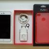 (มือสอง) Nubia Z11 mini S กล้องเทพ เกมส์ลื่น ราคาโครตคุ้ม สภาพนางฟ้าเหมือนมือ 1