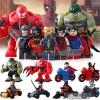 เลโก้จีน DLP.9064 ชุด Heroes assemble