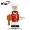 เลโก้จีน KF.949 ชุด Mr.Kentucky (สินค้ามือ 1 ไม่มีกล่อง)