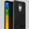 เคส Xiaomi Redmi 5 Plus ซิลิโคน TPU ลายหนัง (เคสนิ่ม)