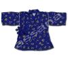 เสื้อจิมเบอิ สีน้ำเงิน ลายอักษรญี่ปุ่น S95