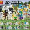 เลโก้จีน LELE.33091 ชุด Minecraft