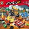 เลโก้จีน SY.939 ชุด Car3 Racing Speed Racer