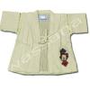 เสื้อจิมเบอิ สีครีม ลาย Mickey Mouse ยี่ห้อ Disney Baby S70