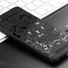 เคส Xiaomi Redmi 5A TPU สีดำ (ลายมังกร)