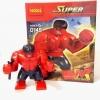 เลโก้จีน Decool.0145 ชุด Red hulk