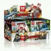เลโก้จีน LEPIN.03063A-D ชุด Ninja Go Movie