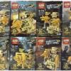 เลโก้จีน LEPIN.7902 ชุด ทหารพราง
