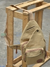 Cross Bags กระเป๋าคาด อก สะพายข้าง CR002 สี ครีม พร้อมส่ง