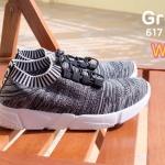 รองเท้าผ้าใบแฟชั่น เรียบเก๋สไตล์แบรนด์ ทรงสวย วัสดุอย่างดี ใส่สบาย ใส่เที่ยว ออกกำลังกาย แมทสวยเท่ห์ได้ทุกชุด (617)