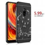 เคส Xiaomi Mi Mix 2 TPU สีดำ (ลายมังกร)