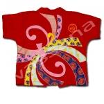 เสื้อจิมเบอิ สีแดง ลาย Baby Minnie ยี่ห้อ Disney Baby S95